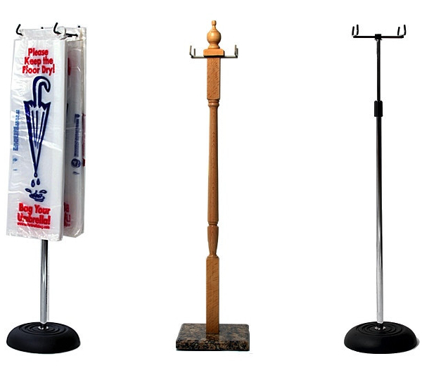 Umbrella Bags and Stands